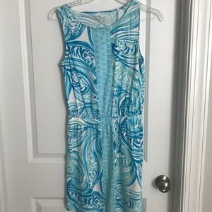 Lilly Pulitzer Pima Cotton shift dress